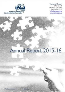 Image of Annual Report