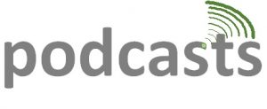 Podcasts wordart
